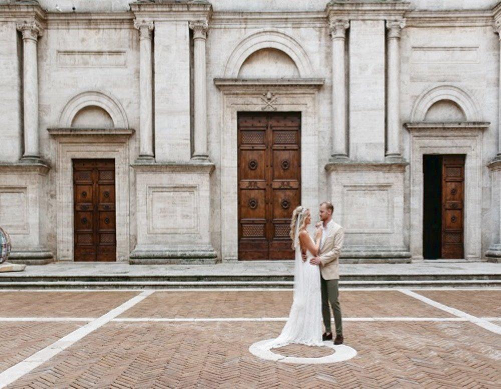 Sposarsi a Pienza Suggerimenti per sposarsi nella