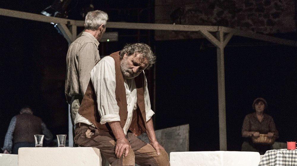 Spettacolo 2018 del Teatro Povero di Monticchiello Da sabato 21 luglio a martedì 14 agosto in scena