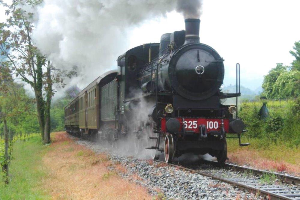 Treno a vapore a ottobre in provincia di Siena Treno natura ottobre 2018: sali anche tu sulla locomotiva a vapore!